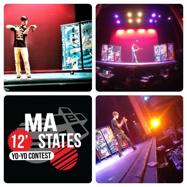 2012 MA States YoYo
