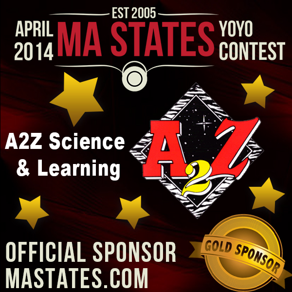 A2Z Science MA Statse Gold Sponsor