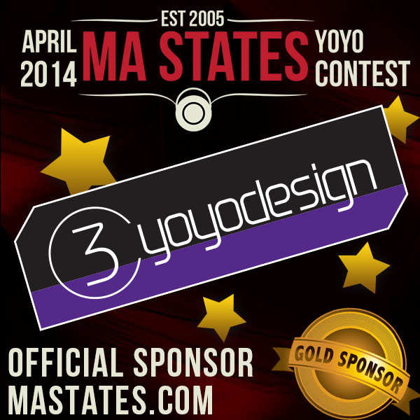C3YoYoDesign MA States GOLD Sponsor