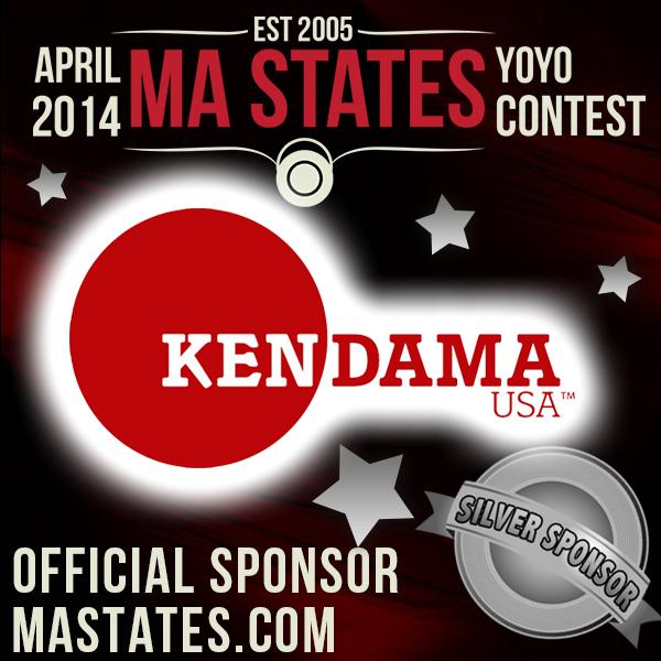 Kendama USA MA States Sponsor