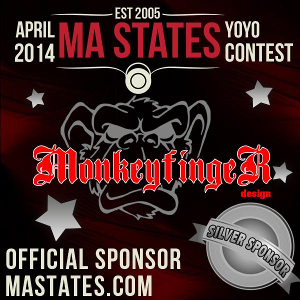 Monkey Finger Sponsor MA States