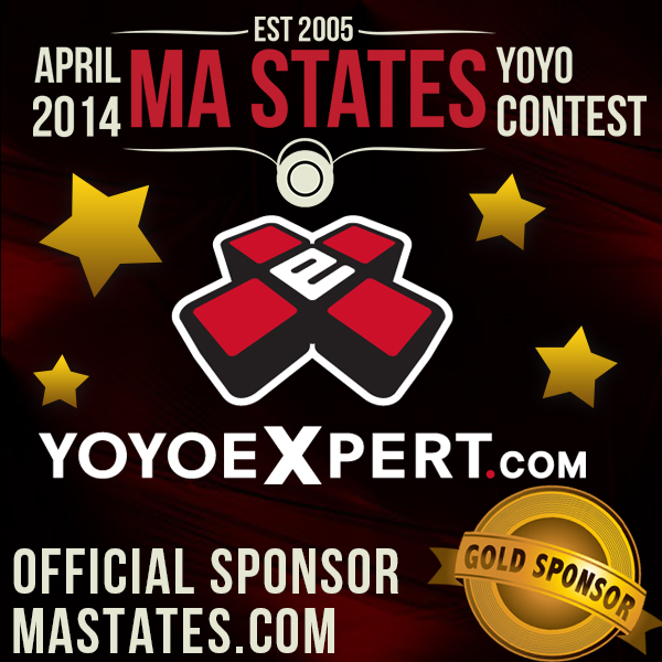 YoYoExpert Gold Sponsor 2014 MA States