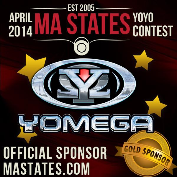 Yomega MA States Gold Sponsor